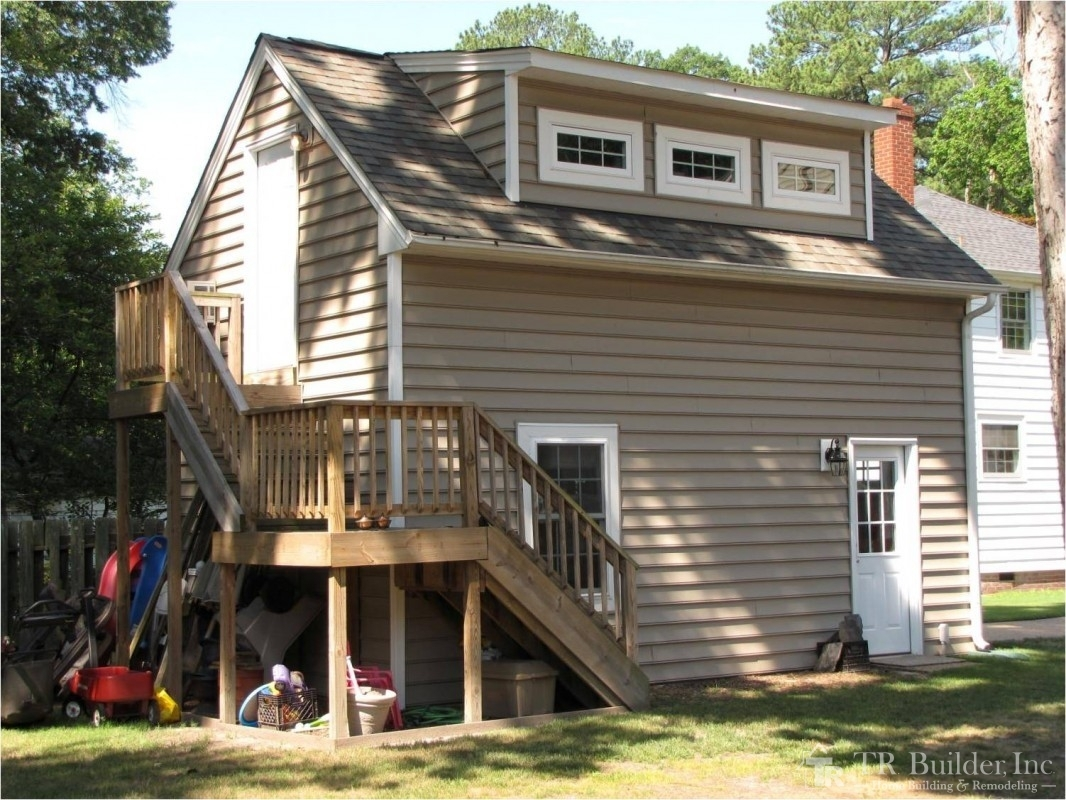 2 story addition and garage remodel project t r builder for Remodeling additions
