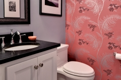 Powder Room- After