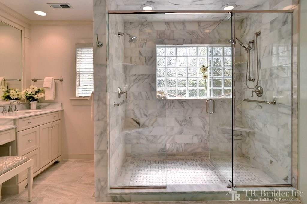 Master Bathroom RepairRemodel In Newport News TR Builder Inc - Bathroom repair and remodel