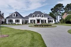 New Custom Riverfront Home