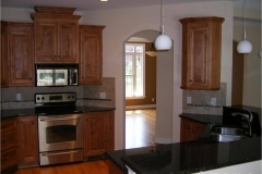 kitchen-for-custom-home-with-pendant-lights