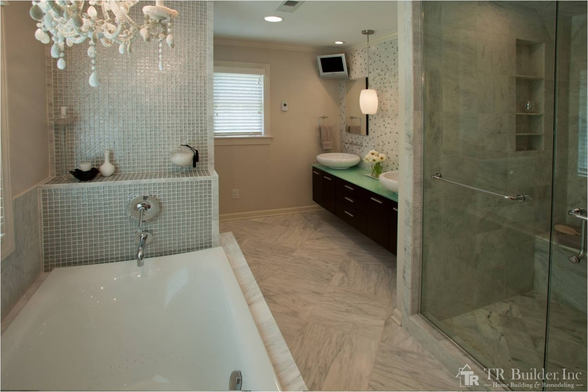 Bye, Bye, 1970's Bathroom… - T.R. Builder, Inc.