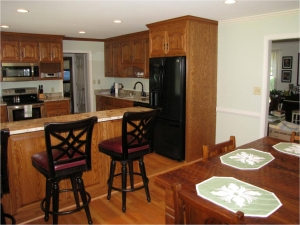 Kitchen/Dining Room Makeover