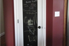 kitchen-pantry-door-with-2-sided-chalkboard