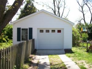 Garage Rebuild
