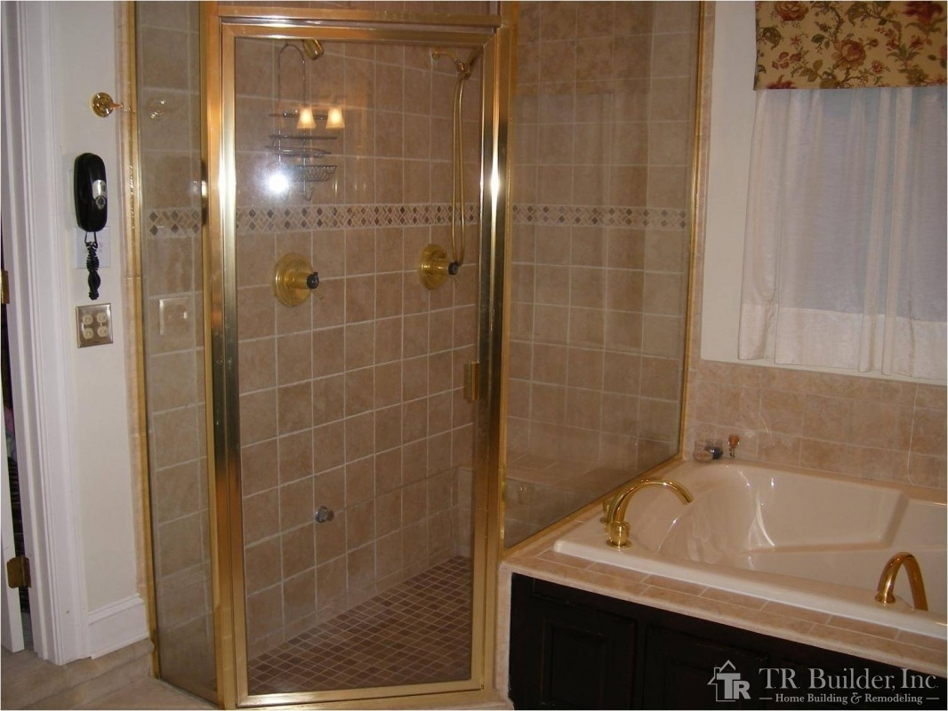 Bathroom Remodeling Newport News Va master bathroom, closet and exercise room remodel – t.r. builder, inc.