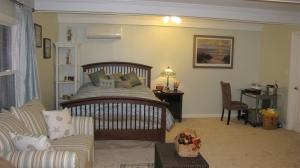Poquoson Mother-in-Law's new Bedroom Retreat in Re-purposed Garage