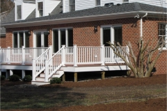 addition-showing-roofline, deck, outdoor living